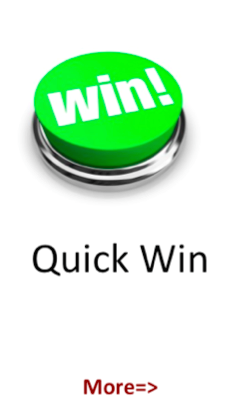 services- quick win